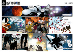 The Wolf Onboard Comic Page 1