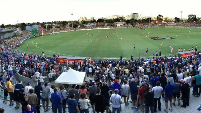 Ted Whitten Oval
