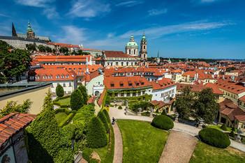Final test run of Prague Photo Walks Tour 1