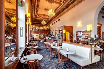 """Welove Prague Interiors"" - Café Savoy"