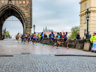Prague International Marathon 2017