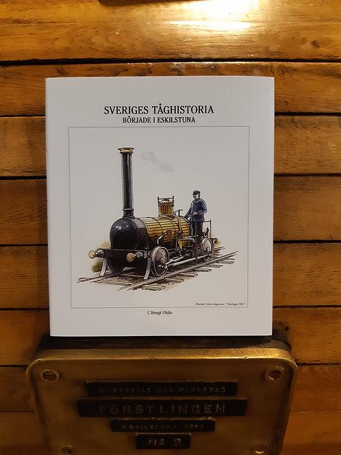 Sveriges tåghistoria