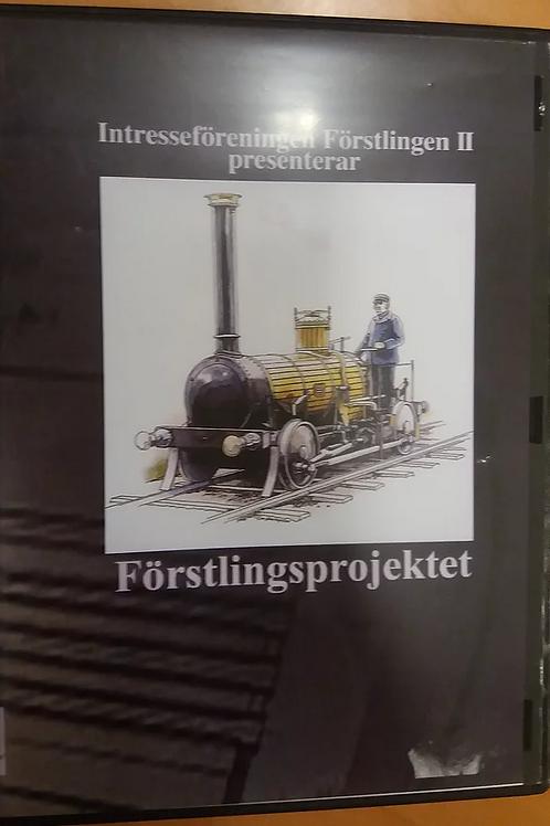 Förstlingprojektet på VHS