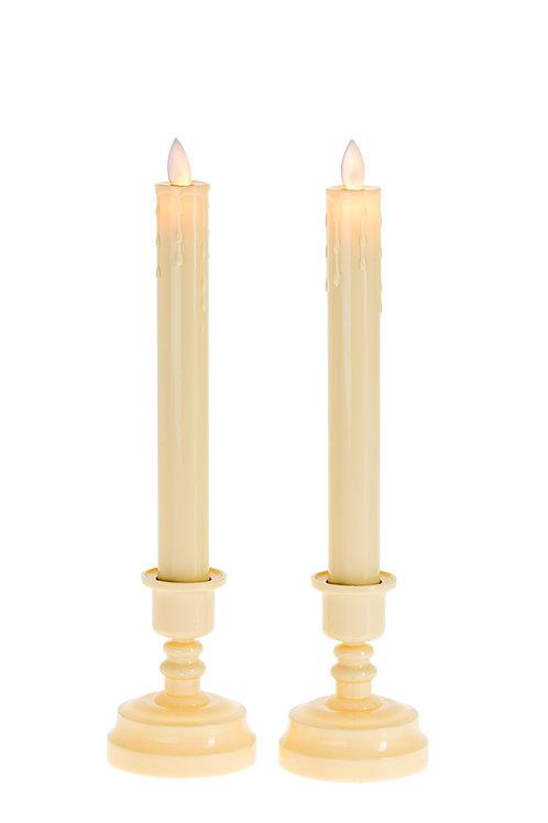 Shabbat Candles Led