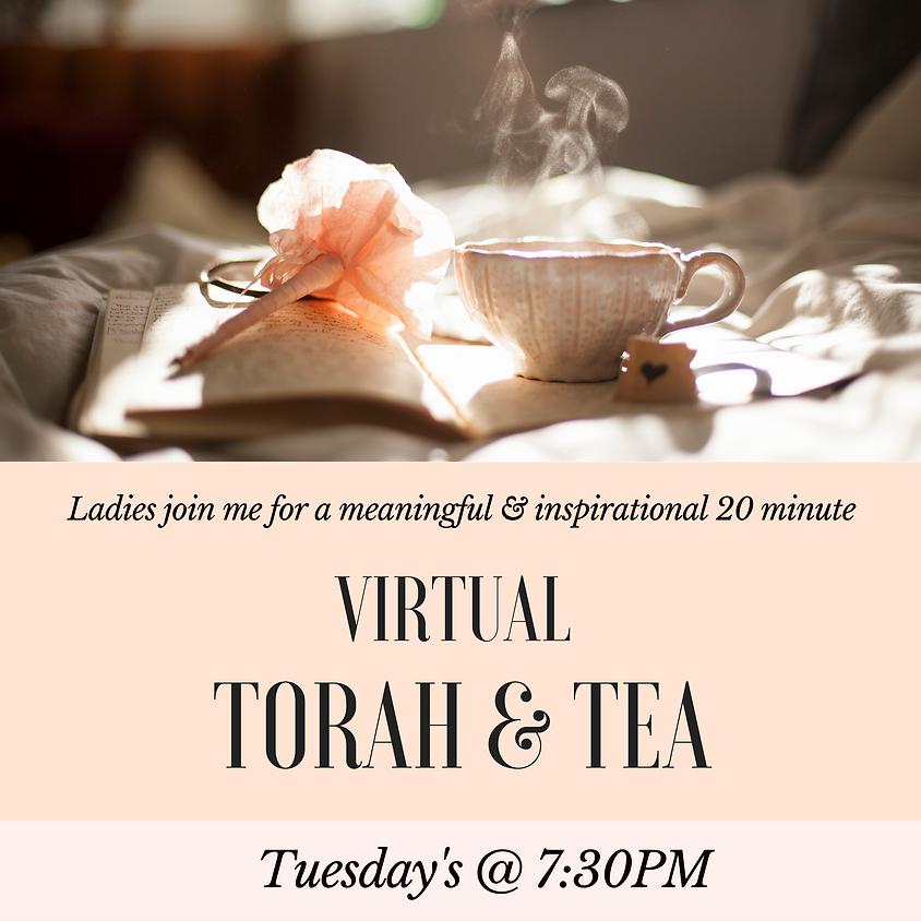Torah & Tea with Mussi