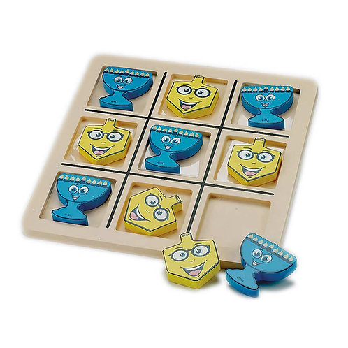 Chanukah Tic Tac Toe