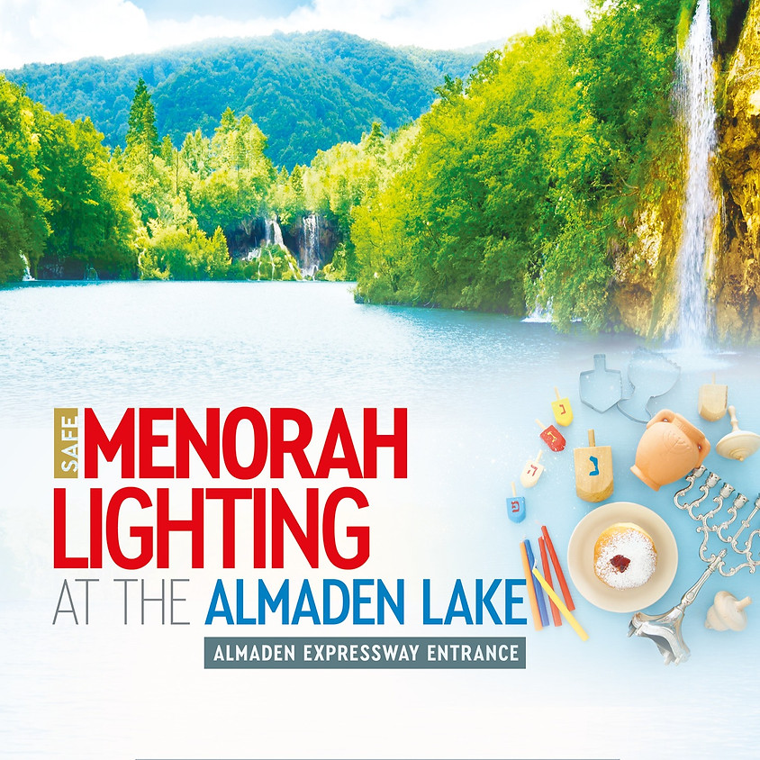 Grand Menorah Lighting & Fire Show - Family Event