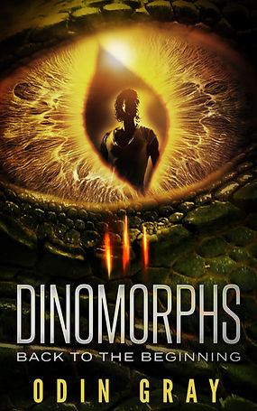 Dinomorphs 1. Back to the Beginning