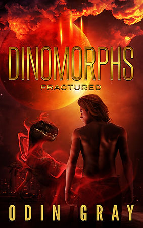 Dinomorphs 2. Fractured
