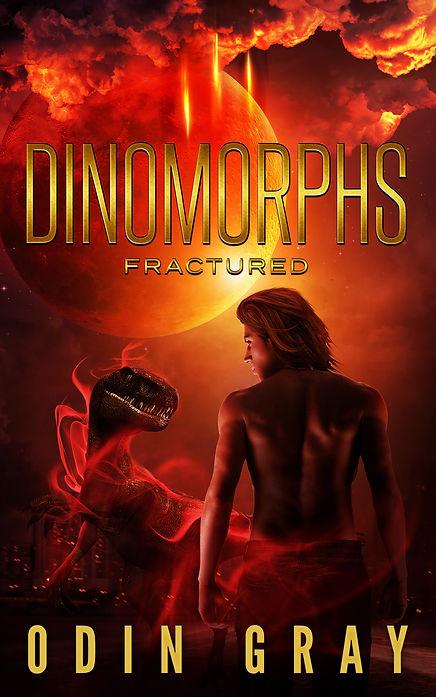 DINOMORPHS Fractured