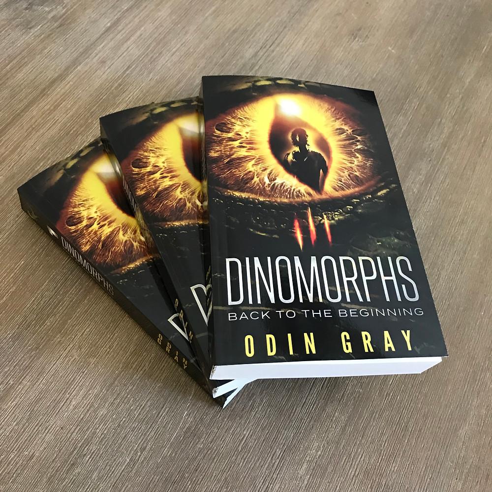 DINOMORPHS BOOK 1