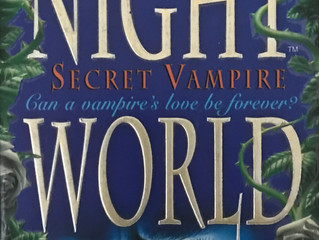 Night World: Secret Vampire by L.J. Smith