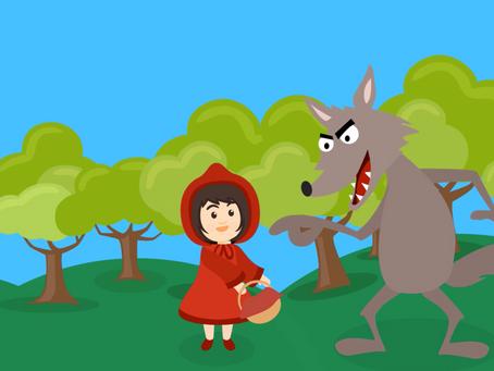 Red Riding Hood By Jamila Kattan