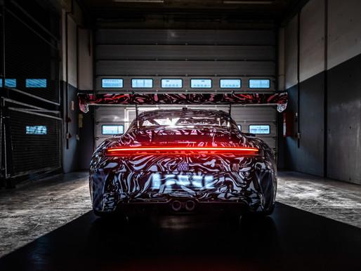 Nieuwe Cup-racer voor de Porsche Carrera Cup Benelux klaar voor de start