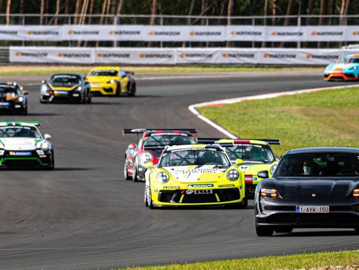 Porsche Sprint Trophy Benelux : Le terrain de chasse des gentlemen drivers et des débutants
