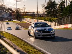 Er lagen dit jaar heel wat BMW M2 CS Racing's onder de kerstboom...
