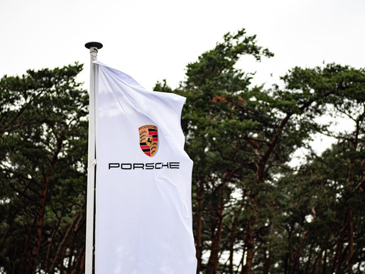 We're off again for the Porsche Carrera Cup Benelux and the Porsche Sprint Challenge Benelux!