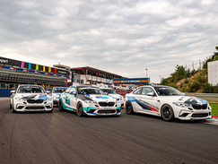 BMW launches Benelux Customer Racing with BMW M2 CS Racing Cup and offers prize pool of €50.000