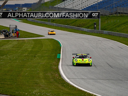Starting field of the Porsche Endurance Trophy Benelux even bigger!