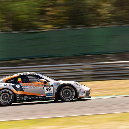 Belgium Racing wins in Zolder