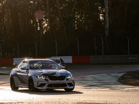 The registrations for the BMW M2 CS Racing Cup Benelux have opened!