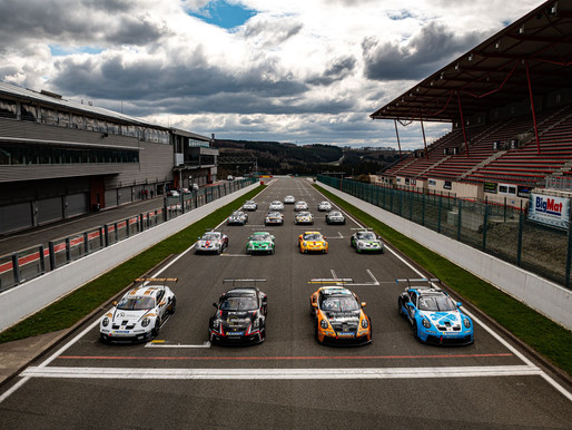 The wait is over for the Porsche Carrera Cup Benelux