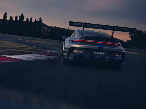 Porsche Carrera Cup Benelux: de nieuwe 911 GT3 Cup in de startblokken