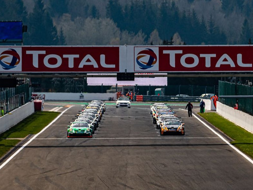 Porsche Carrera Cup Benelux: Dylan Derdaele dominates in Spa-Francorchamps
