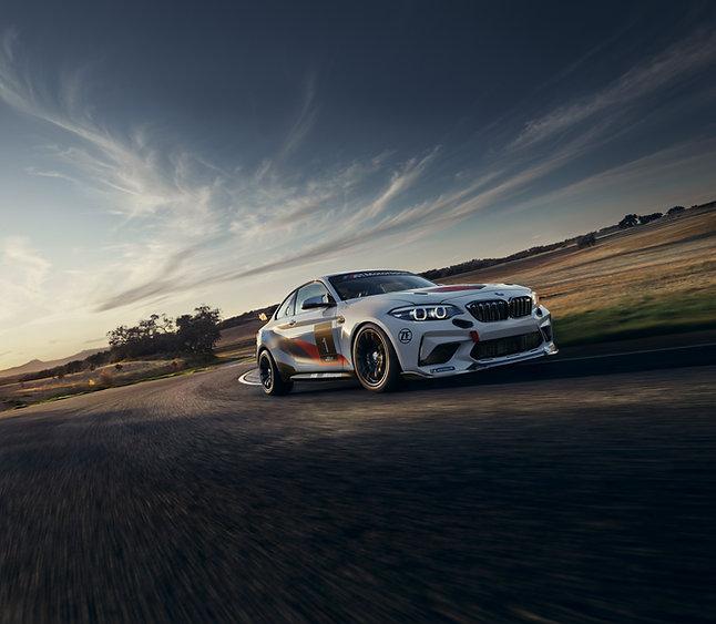 BMW M2 Racing