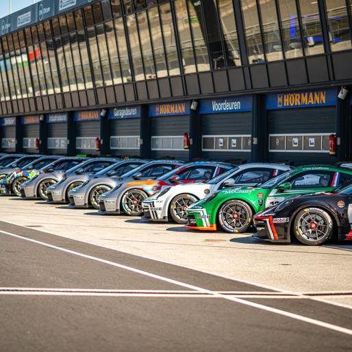 Un roll-out pleinement réussi pour la Porsche Carrera Cup Benelux à Zandvoort