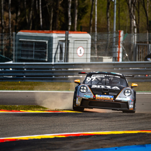 """""""Porsche can win again in Belcar, thanks to the new 911 GT3 Cup"""""""