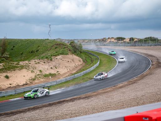 Porsche Sprint Trophy Benelux: dubbel voor van Eijndhoven, eerste zege voor Troost