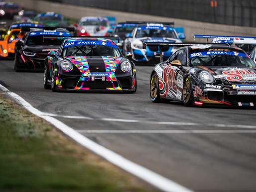 The Driving Force sets up a third Porsche Championship in the Benelux