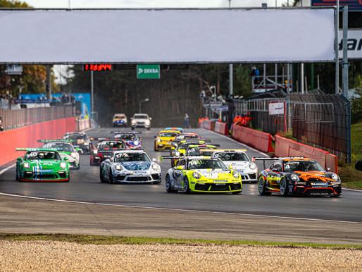 Porsche Sprint Challenge Benelux: van Eijndhoven dominates in Cup, Vermeulen and Goddijn take wins