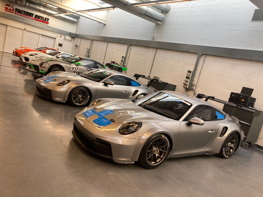 NGT with young Belgian talent to Porsche Carrera Cup Benelux 2021