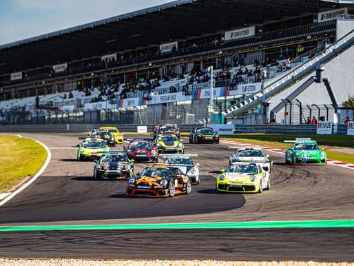 Morris Schuring et Loek Hartog font jeu égal au Nürburgring