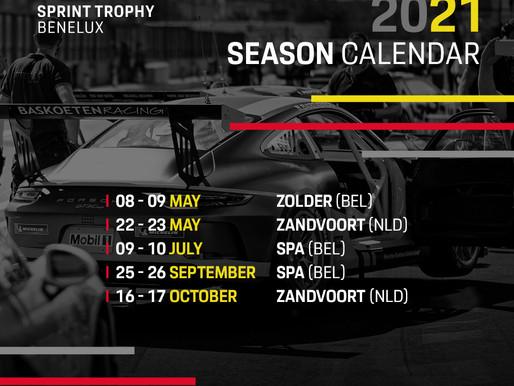Place au Porsche Sprint Trophy Benelux
