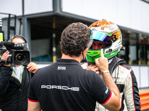 Porsche Carrera Cup Benelux: Talent Pool