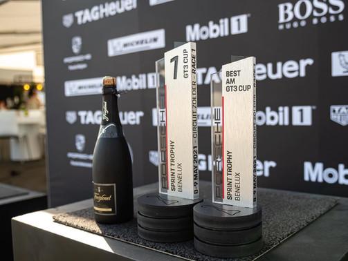 La lutte du Porsche Sprint Trophy Benelux reprend… dans les dunes !