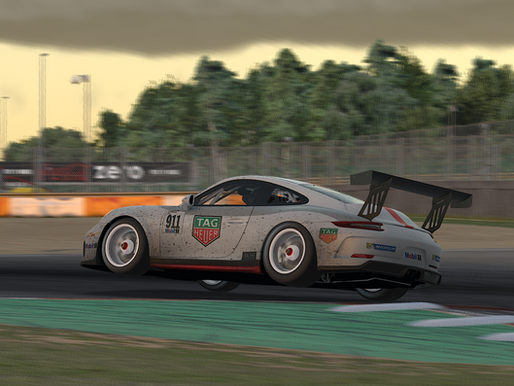 Hartog en van Splunteren schitterende vertegenwoordigers van de Porsche Carrera Cup Benelux