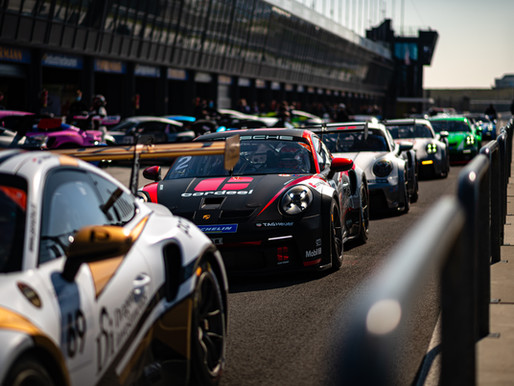 Zandvoort, already a turning point in the Porsche Carrera Cup Benelux 2021?