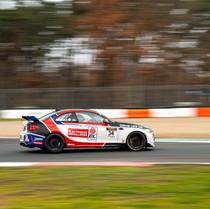 BMW M2 CS Racing Cup Benelux testing (10