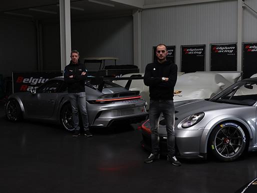 Belgium Racing makes come back in Porsche Carrera Cup Benelux!