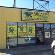 Lucky 13 Fast Cash Store Front