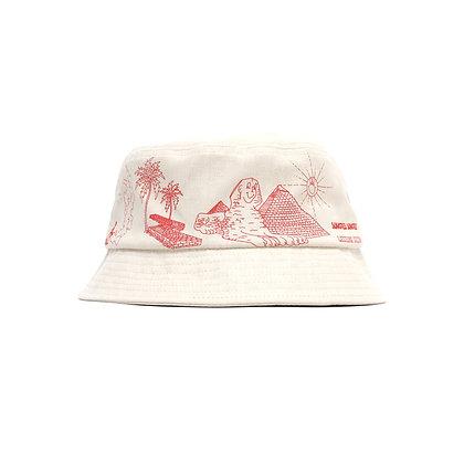 PARADISE PLATEAU BUCKET HAT
