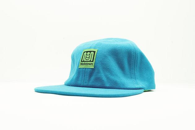 MELTDOWN CAP SKY BLUE