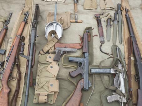 Armas prohibidas en España, y el derecho a la autodefensa