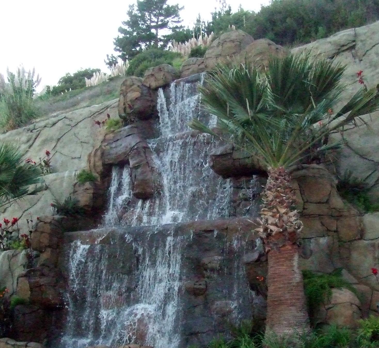 Marbella - Waterfall at entrance 1.jpg