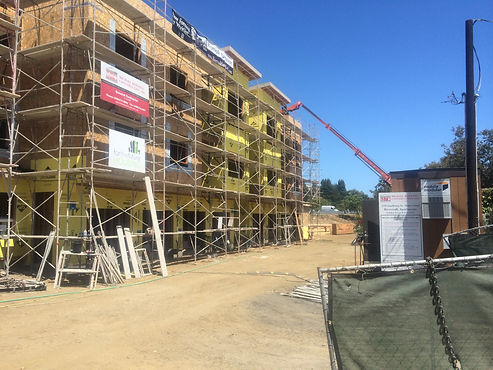 Santa Cruz apartments MRC michael roberts construction
