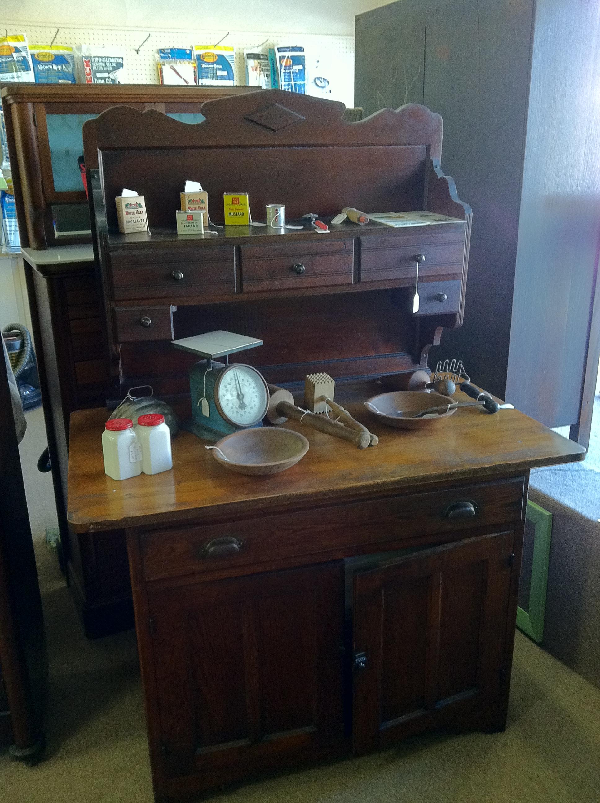 Original Finish Cabinet Item#218
